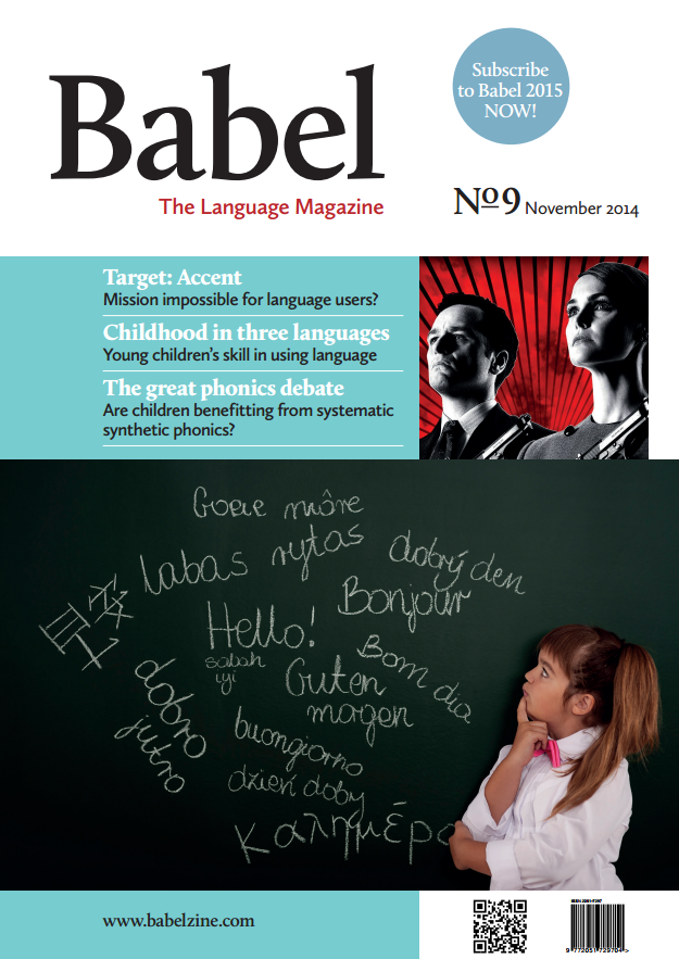 Babel - Issue 9
