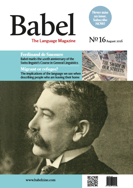 Babel - Issue 16
