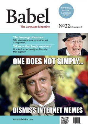 Babel No22 (February 2018)