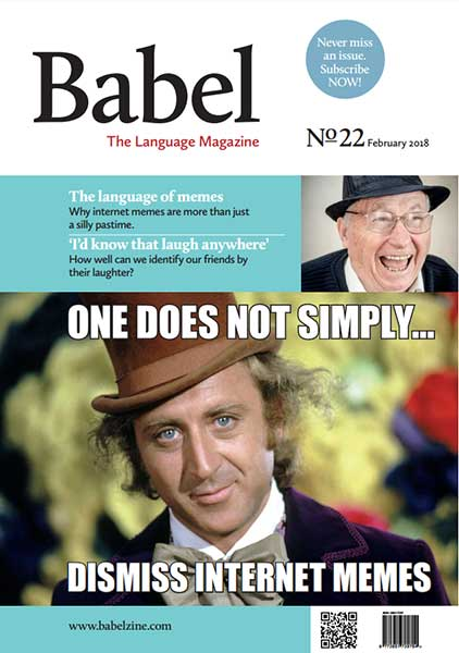 Babel - Issue 22