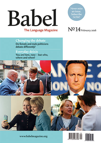 Babel - Issue 14