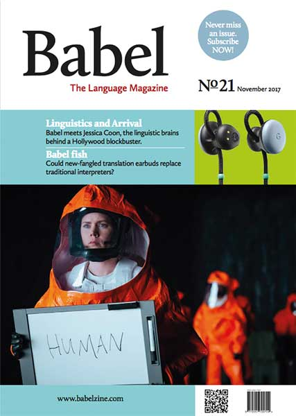 Babel - Issue 21
