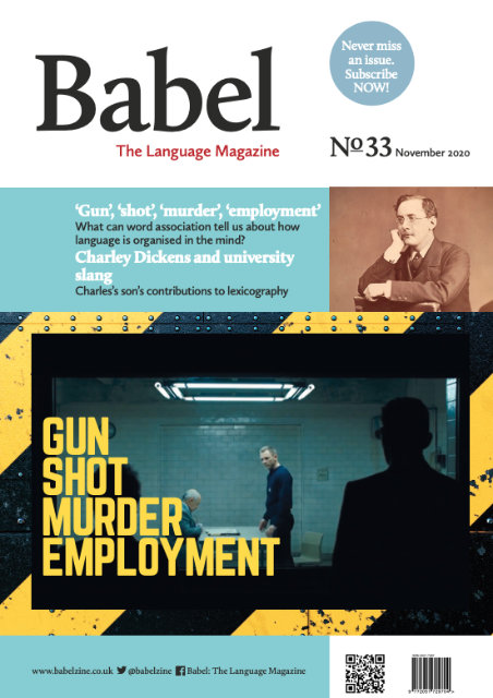 Babel - Issue 33