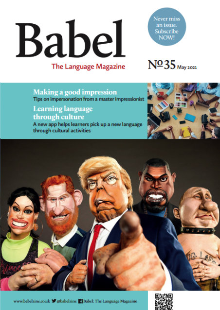 Babel - Issue 35